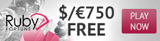 €/$/£750 Free Over 450 casino games.